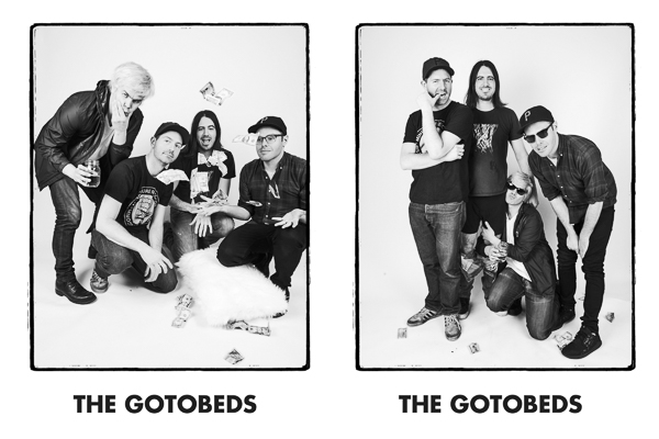 Sub Pop Records News For The Gotobeds