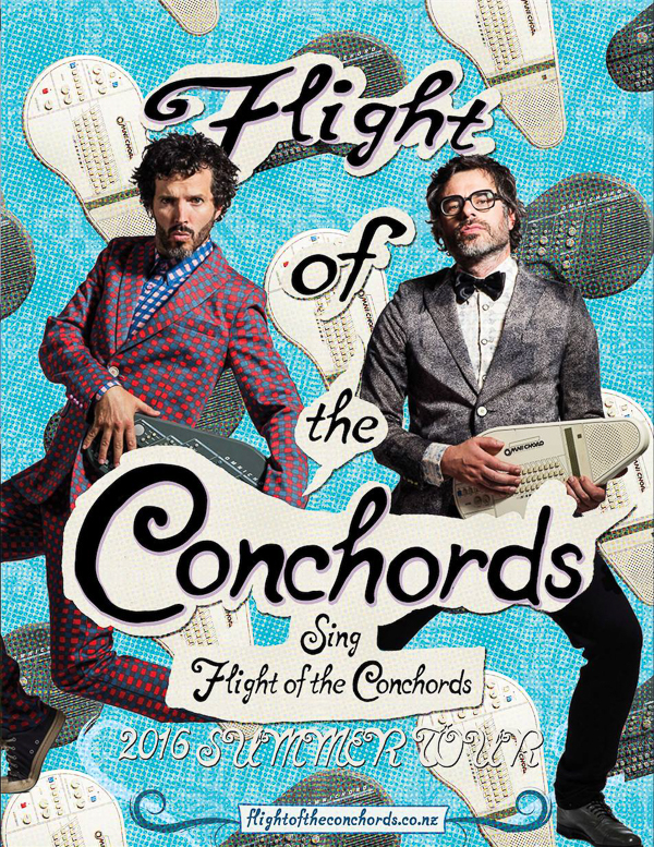Sub Pop Records News For Flight Of The Conchords