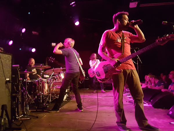 Look Out, 2018!  Mudhoney?s 'LiE' (?Live in Europe?), The Seattle Band?s First, Unlimited-edition, Non-bootleg Live Album To Date, is Coming For You
